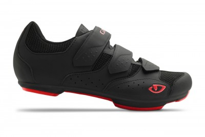 GIRO Rev Black Bright Red