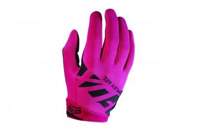 FOX Ripley gel Black Pink