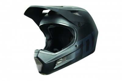 FOX Rampage Comp kask Black
