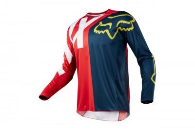 FOX 360 Preme jersey Navy Red