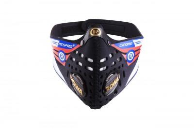 RESPRO maska przeciwsmogowa (przeciwpyłowa) Cinqro Black