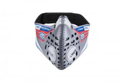 RESPRO maska przeciwsmogowa (przeciwpyłowa) Cinqro Silver