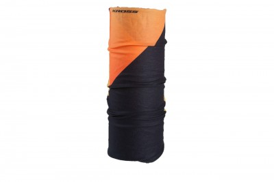 KROSS chusta Tube Orange Black