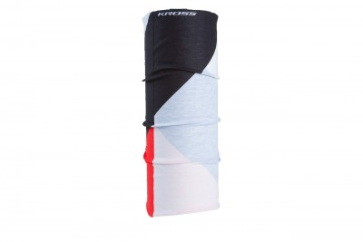 KROSS chusta Tube Black Red