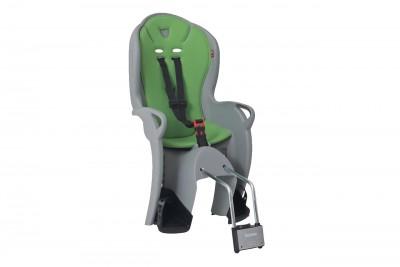HAMAX fotelik rowerowy kiss zielony