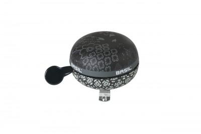 BASIL dzwonek rowerowy BOHEME 80mm Black