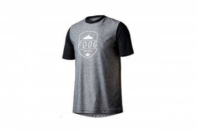 Foog Wear t-shirt Just Ride Flex Grey