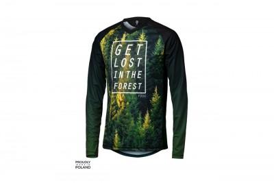 Foog Wear Jersey GET LOST Green