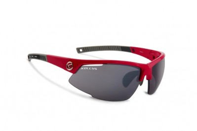 Okulary przeciwsłoneczne KELLYS Force - Shiny Red
