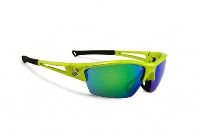 Okulary przeciwsłoneczne KELLYS Wraith - Shiny Lime