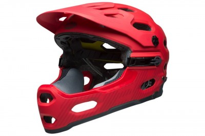 BELL kask Super 3R MIPS Matte Hibiscus