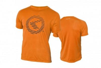 Koszulka KELLYS Active krótki rękaw Orange