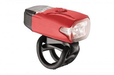 LEZYNE lampka przednia LED KTV Drive 180 USB Red