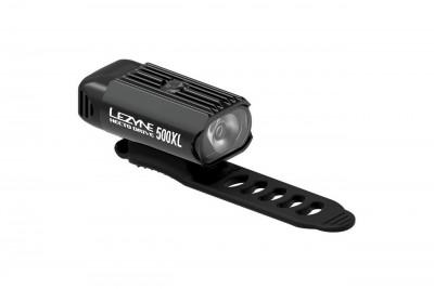 LEZYNE Lampka Przednia LED HECTO DRIVE 500XL 500 lumenów, USB Black