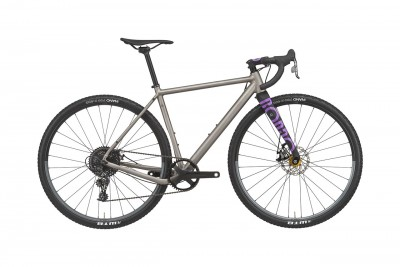Rower Rondo Ruut AL2 Silver/Black 2020