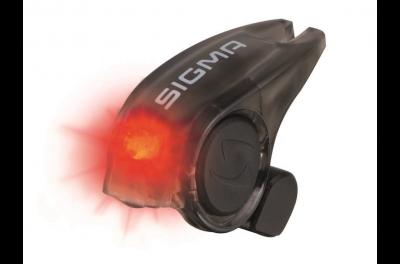 SIGMA lampa tylna brakelight biała/czerwona/czarna