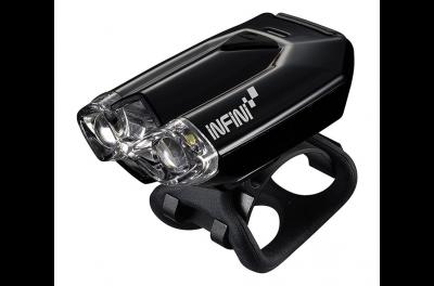 INFINI lampa przednia lava 260w USB biala/czarna