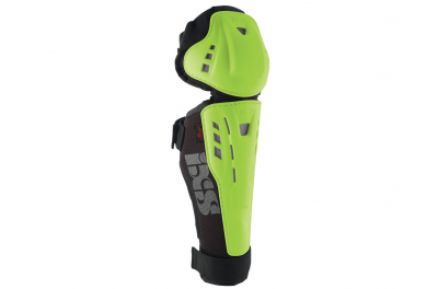 IXS nakolanniki Hammer zielone