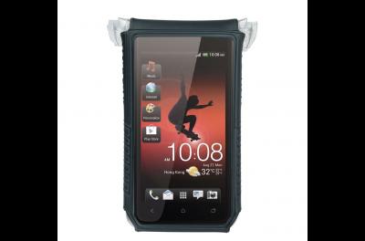 TOPEAK pokrowiec smartphone drybag 4 czarny (ekrany 3-4