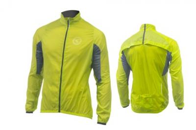 Kamizelka rowerowa KELLYS Windpack green