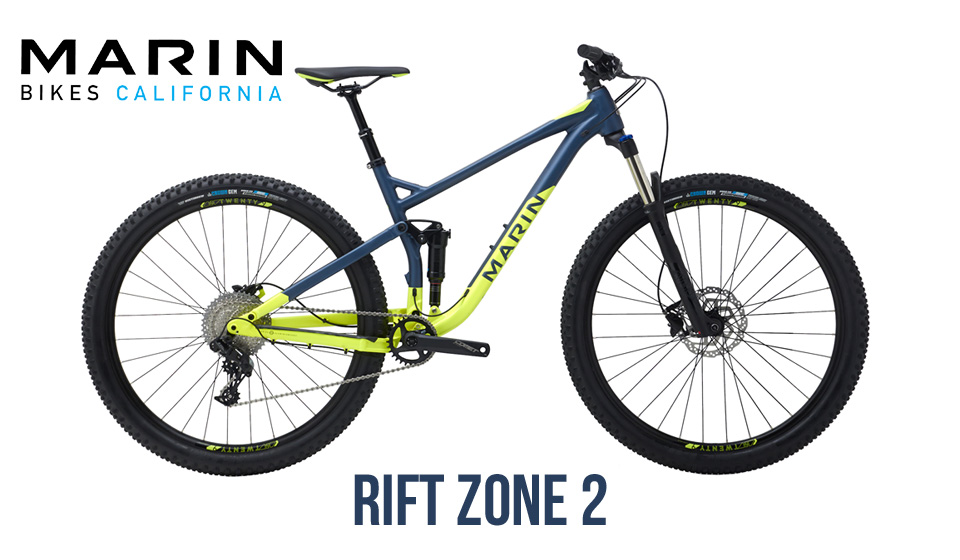 Marin Rift Zone 2