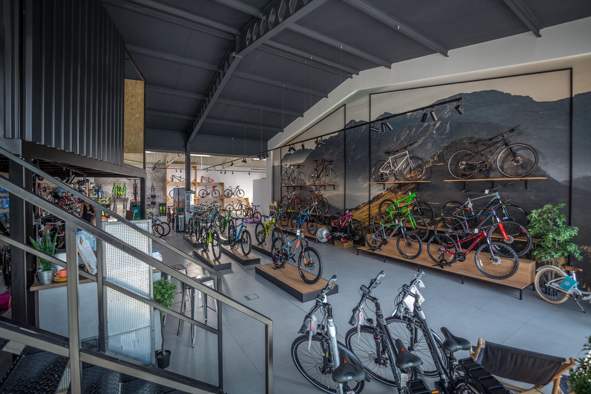 Serwis i sklep rowerowy Kraków