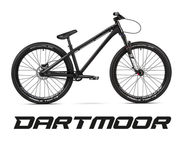 Dartmoor rowery