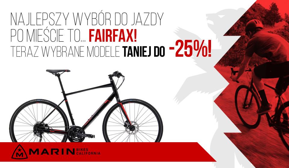 Marin Fairfax rowery