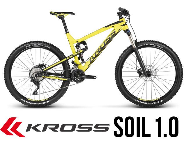 rower Kross Soil 1.0